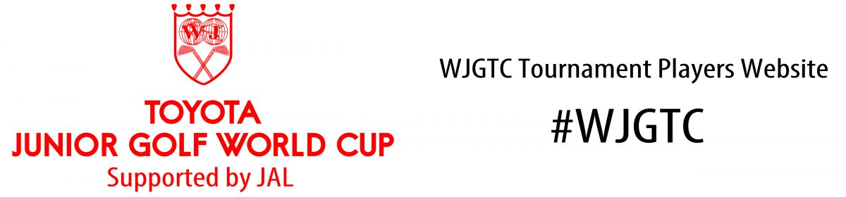 WJGTC Tournament Players Website